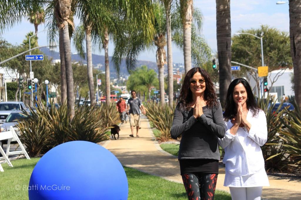 Kate and Lita